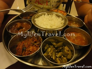 Tah Mahal Indian Food 11
