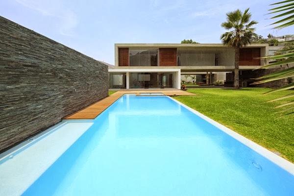 casa-moderna-fachada-piedra-hormigon