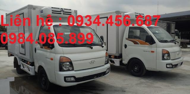 hyundai h150 cho duoc pham