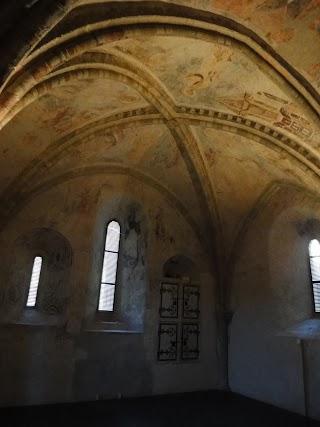 Chapelle St-Georges au Château de Chillon