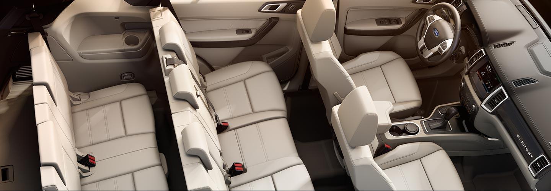 Xe Ford Everest 7 chỗ 2018 màu đen 014