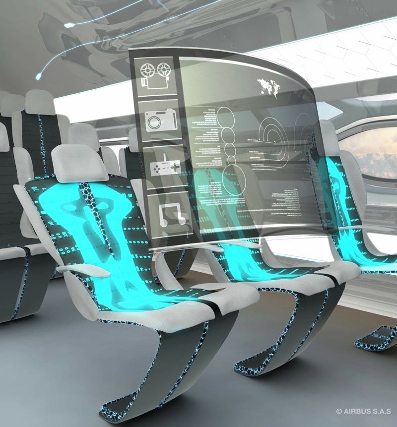 The future by Airbus Smart Tech Zone