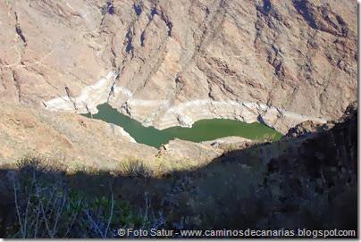 6689 Carrizal de Tejeda-La Aldea(Presa Parralillo)