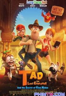 Tad Truy Tìm Kho Báu 2: Bí Mật Vua Midas - Tad the Lost Explorer 2: The Secret of King Midas