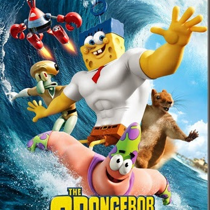 """SpongeBob"" Movie Makes Waves with New Trailer, Poster"