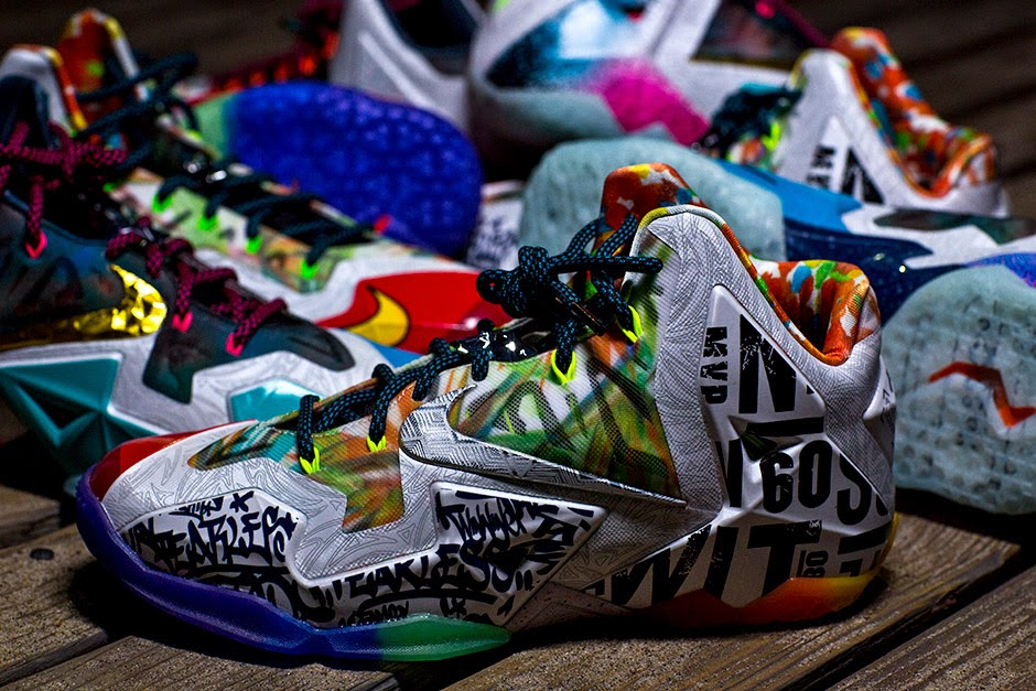 26f3d5dc480 0a466 a9ab0  inexpensive release reminder nike lebron 11 8220what the  lebron8221 60dd5 8ef4a