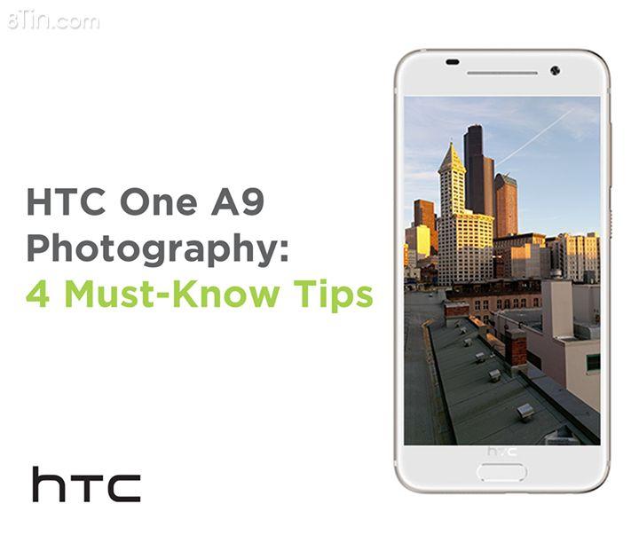 Với camera 13MP và tính năng chống rung quang học OIS, #HTCOneA9