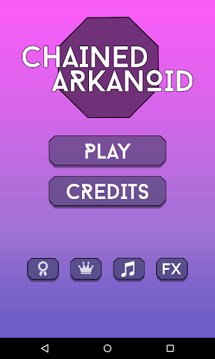 Chained Arkanoid