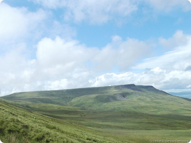 wild boar fell weather clears again