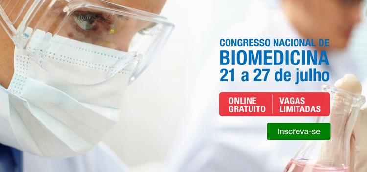 Congresso Nacional De Biomedicina Online E Gratuito Biomedicina Padrao
