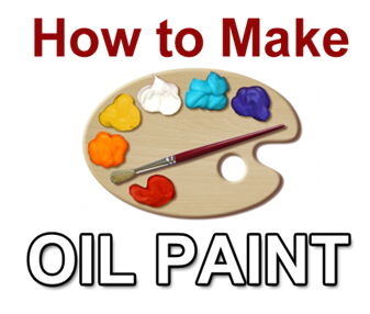 make oil paint