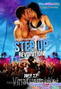 Vũ Điệu Đường Phố 4 - Step Up Revolution