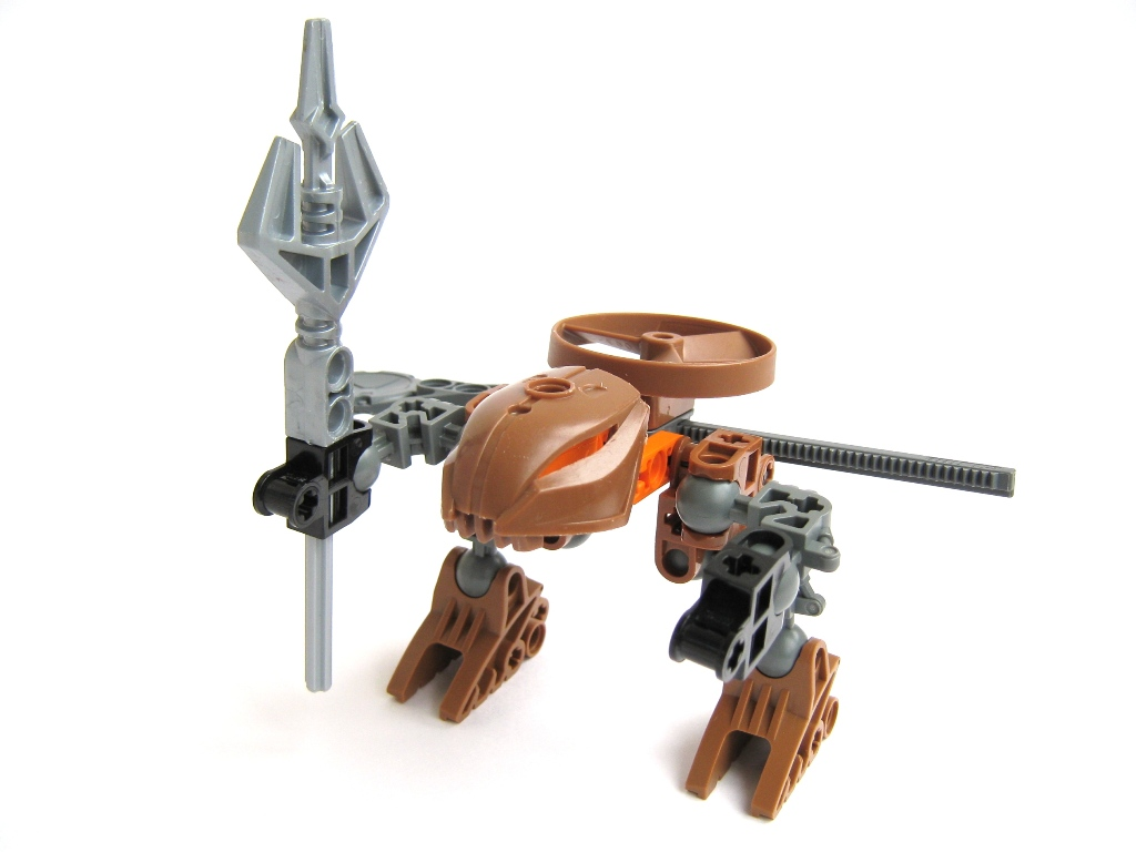 Bricker - Конструктор LEGO 4869 Раага Поукс (Rahaga Pouks)