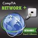 CompTIA Network+ N10-005 Prep logo