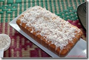 1 - Eggless Lemon Coconut Bread