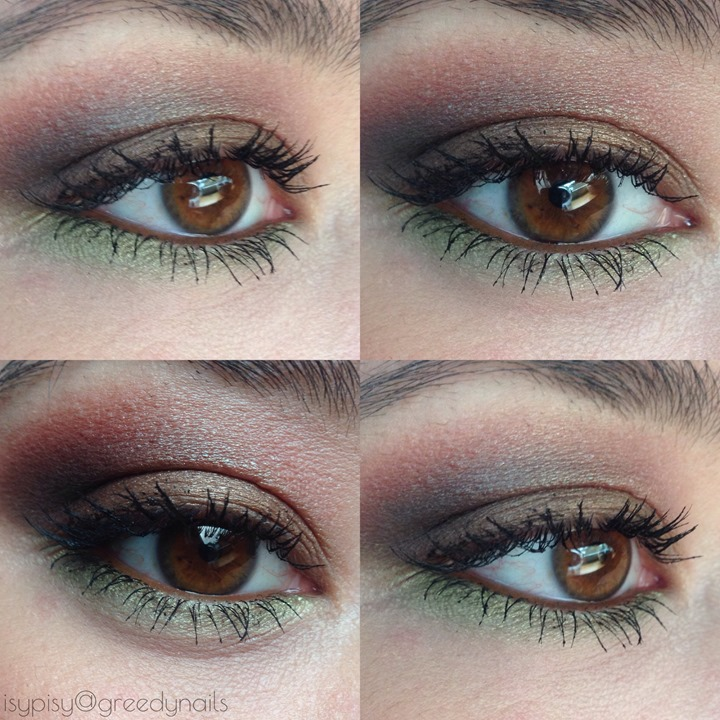 Wet'n Wild Comfort Zone Look