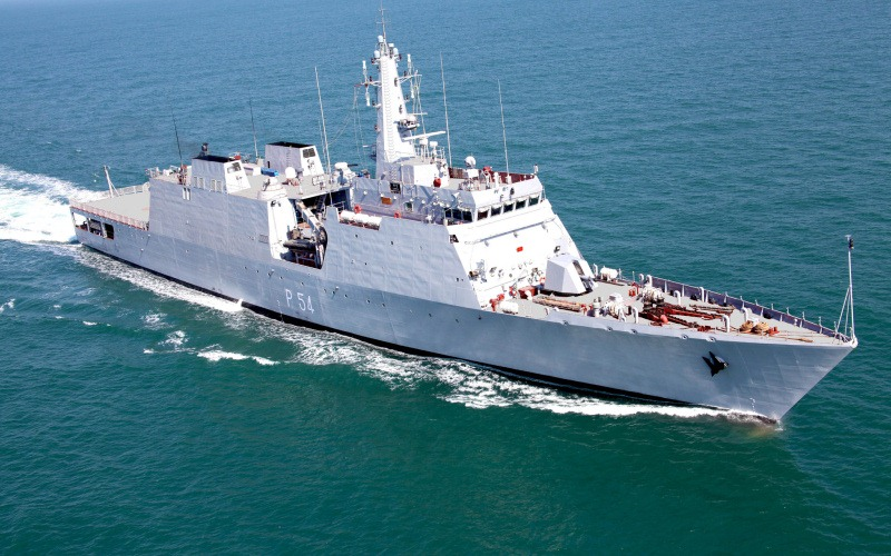 Saryu-Class-Patrol-Vessel-INS-Saryu-P54-Indian-Navy-IN-R