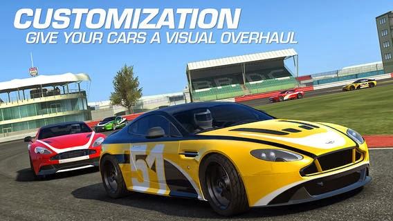 Real Racing 3 V2 1 0 Mod Money