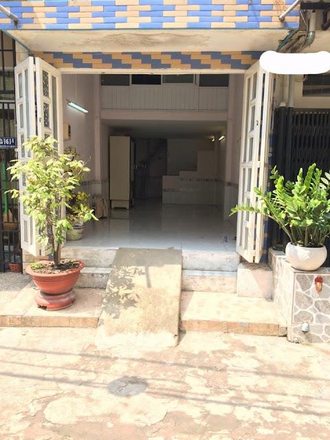 Bán nhà hẻm một sẹc Bùi Quang Là Quận Gò Vấp 05