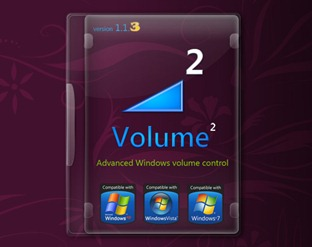 Volume2 : Advance Windows 7 Sound Controller