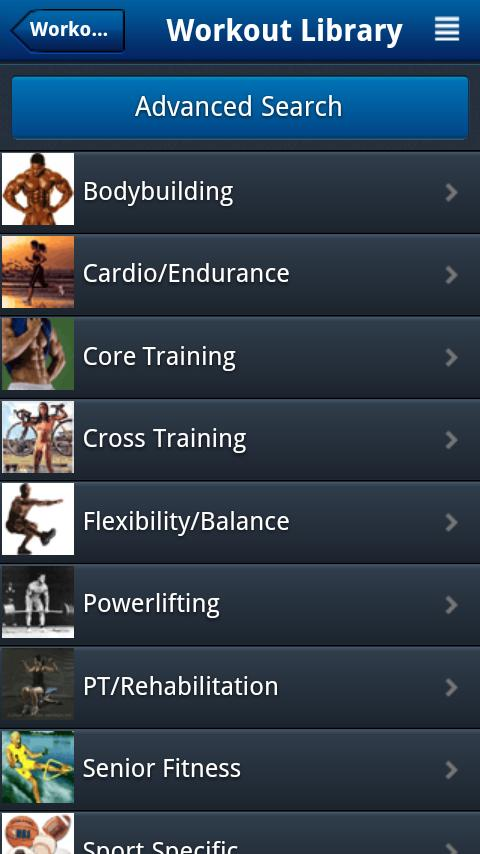 FitSync® Premium - screenshot