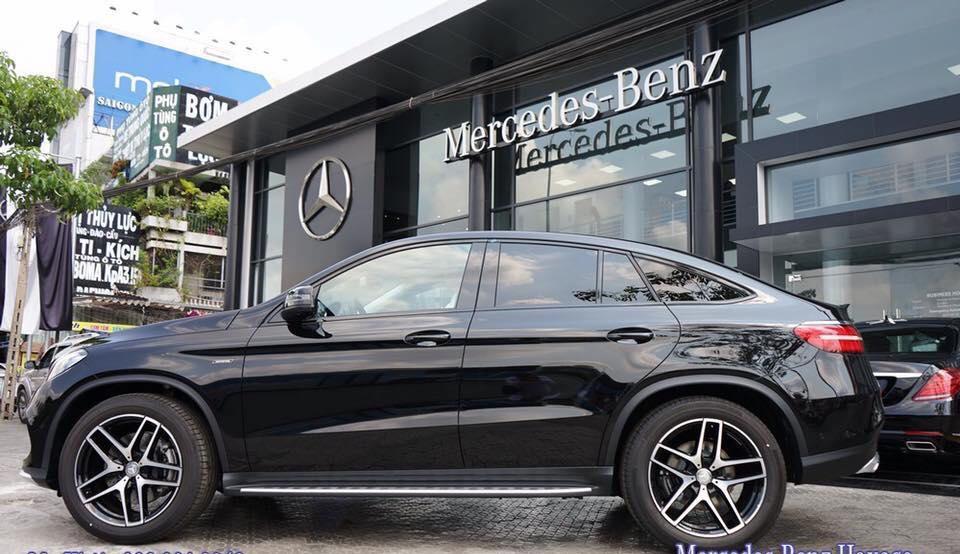 Xe Mercedes Benz GLE 450 2017 Coupe 07