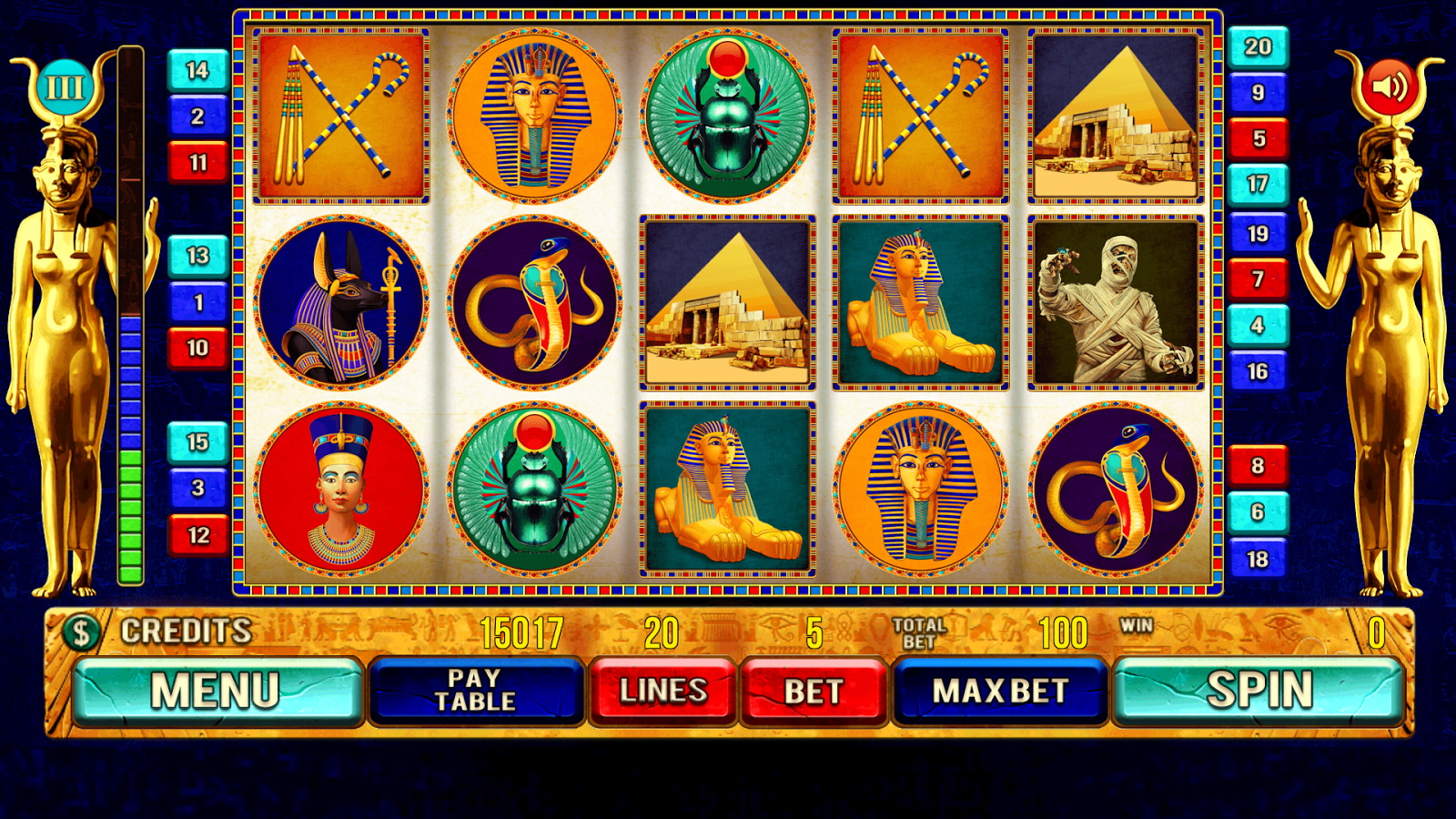 Ulysses Slot Machine - Play for Free in Your Web Browser