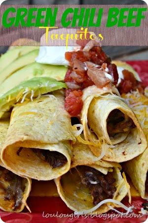 Green-Chili-Beef-Taquitos