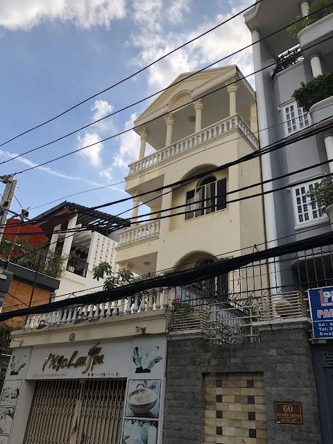 Bán nhà 2 mặt tiền Hồ Biểu Chánh Quận Phú Nhuận 01