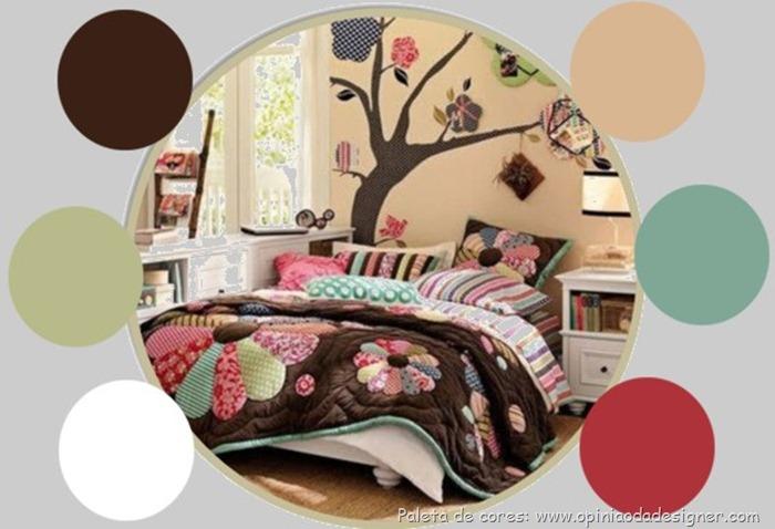 paleta de cores semana 24 de setembro 2012