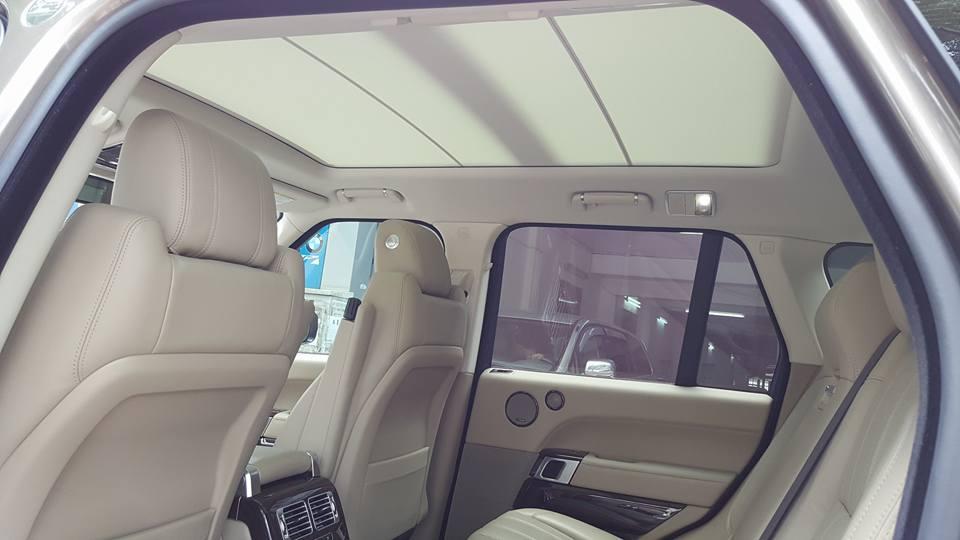 Nội thất xe Range Rover HSE 09