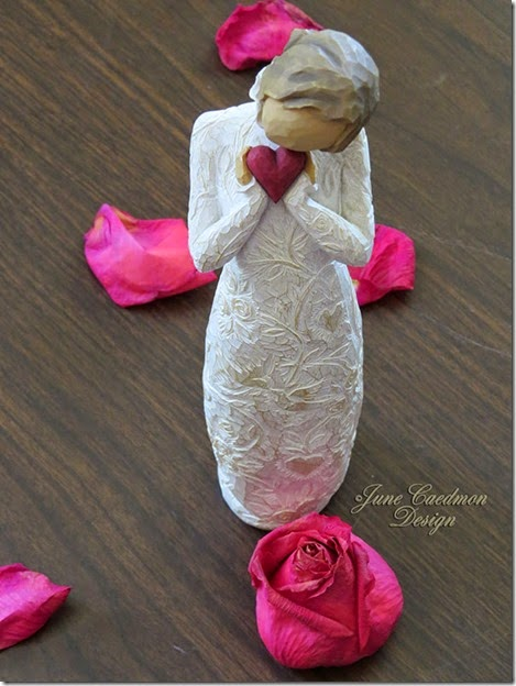 WillowTreeFigure_rose
