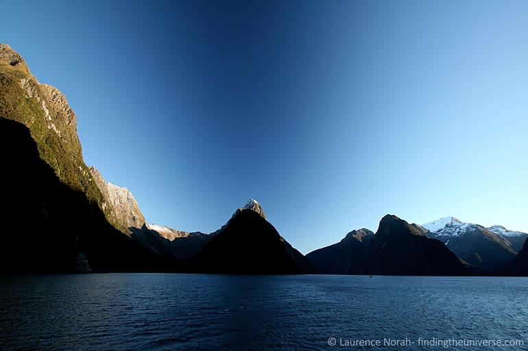 Milford Sound New Zealand scaled