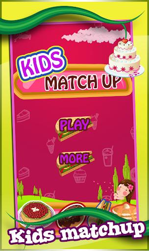 Matching Fruits - kids Game