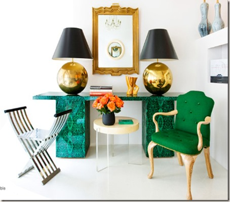 5228.color-theory-emerald-green-gold-funky-interior