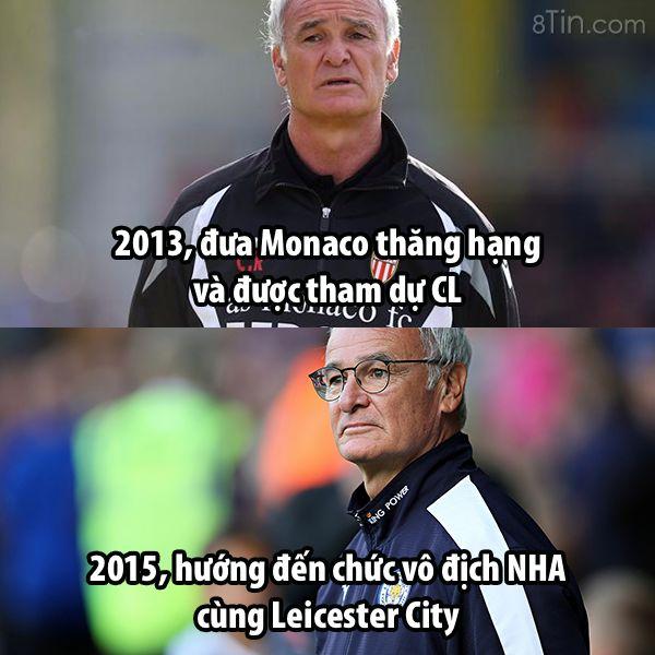 Những gì ông làm được cho Leicester lúc này là quá tuyệt vời.