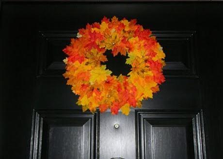 Comeca's Fall Wreath