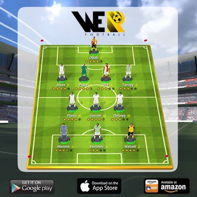Here is our Team of the Week from this week's Champions League games: