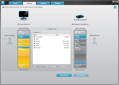 WD SmartWare Download