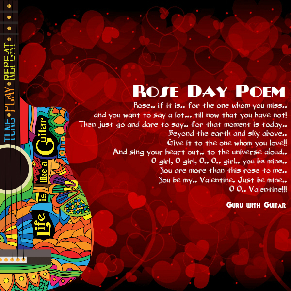 rose_day_poem_valentine_quote_guru_with_guitar_vikrmn_chartered_accountant_ca_author_srishti_verma_tpr_lyrics