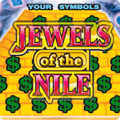 Jewels Of The Nile Lotto Card