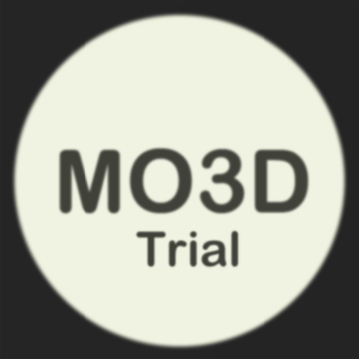 MO3D for CardBoard,dive,vrase