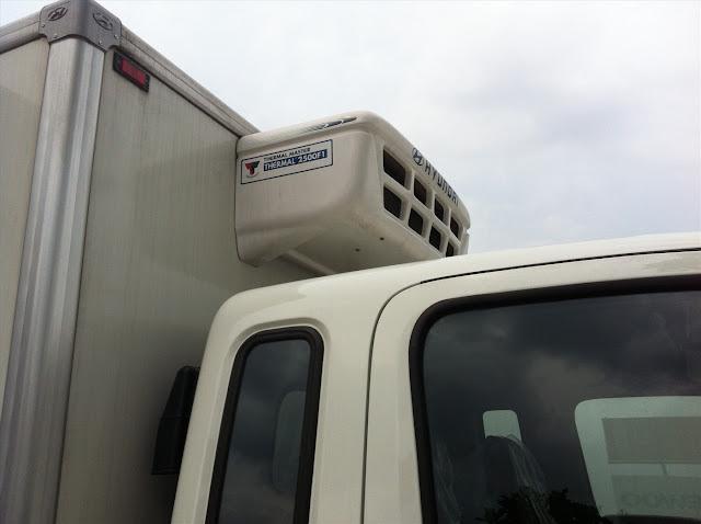 Cabin Xe đông lạnh 2,5 tấn