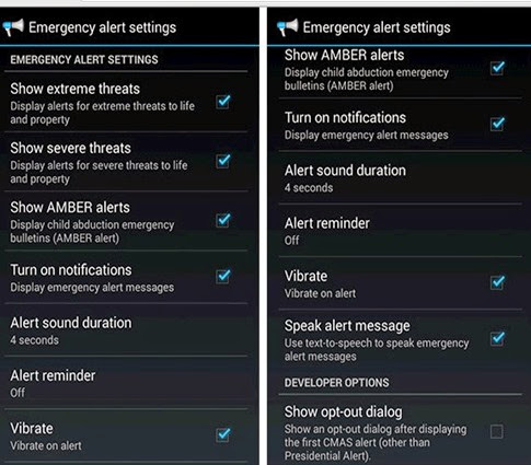My NET Arena: Disabling Cell Broadcast/Service Messages in