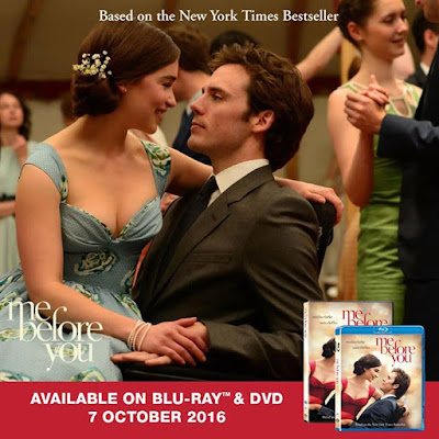 Get the movie based on the Best Selling novel Me Before You