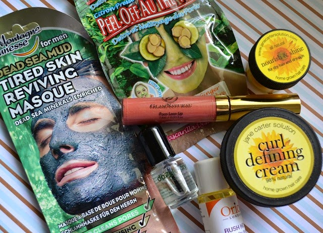 vegan cuts april beauty box