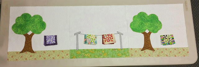 Quilter's Garden - Quilts on a Line