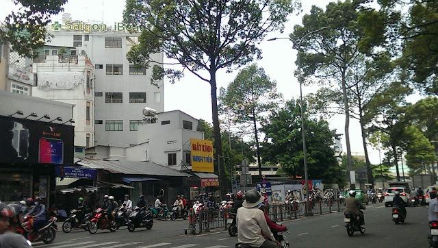 Bán tòa nhà Mặt Tiền Sư Vạn Hạnh Quận 10 Kinh Doanh Khách Sạn 01