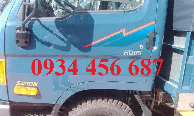 Xe tải Hyundai HD85