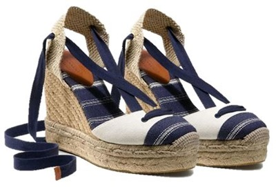 FERN ESPADRILLE WEDGE from COACH